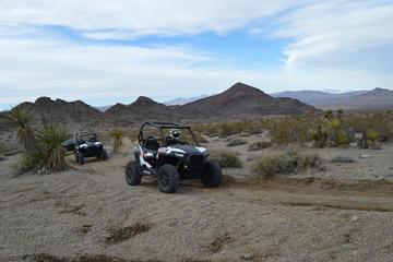 Extreme RZR-tour door Hidden Valley en Primm Valley vanuit Las Vegas