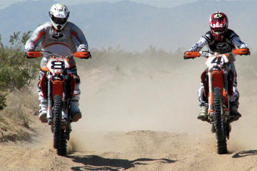 Hidden Valley and Primm Extreme Dirt Bike Tour