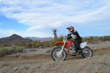 Day Trip Hidden Valley and Primm Extreme Dirt Bike Tour near Las Vegas, Nevada
