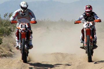 Hidden Valley und Primm Extreme Dirt Bike Tour