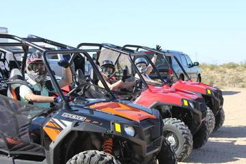 Hidden Valley und Primm Valley Extreme RZR Tour von Las Vegas