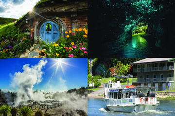2-Day Hobbiton, Waitomo Caves...