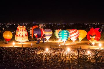 3 Days Zuru Nightglow Hot Air Balloon...