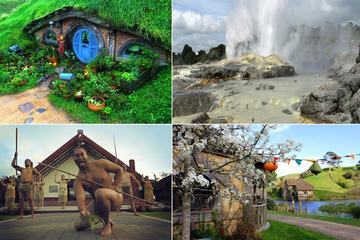 Hobbiton Movie Set and Rotorua's...