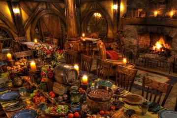 Hobbiton Movie Set Evening Banquet...