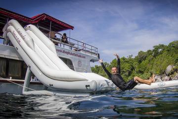 スキューバダイビングのオプション付きプーケット発ウォータースポーツ ボートク…