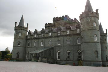 Private Shore Excursion - Inveraray Castle and Loch Lomond from...