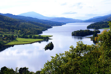 Tour to the Queen's View, Pitlochry...