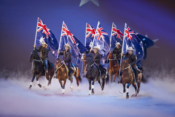 Australian Outback Spectacular sulla