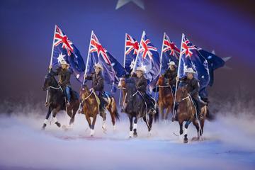 Dîner-spectacle Australian Outback Spectacular sur la Gold Coast