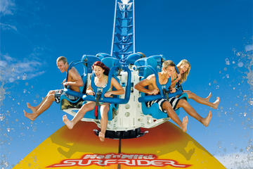 Gold Coast Theme Park-pas: Movie World, Sea World en Wet 'n Wild