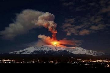 Private tour from Messina to Etna Volcano with an option of Food and Wine tasting
