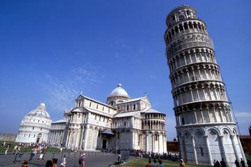 Pisa: the Square of the Miracles, and the Surrounding Area