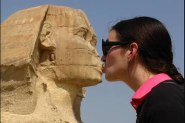Half Day T our to Giza pyramids and the the Sphinx from the Airport