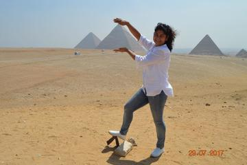 Half Day tour to Giza Pyramids and Sphinx with Camel Ride