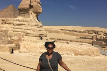 Layover visit the Pyramids the Sphinx from Cairo Airport
