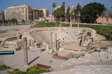 One day tour visit Alexandria from Cairo