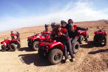 Quad Biking and Camel Ride Guided Day Trip from Marrakech