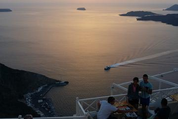 Santorini Highlights Tour with Wine...