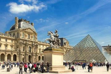 Louvre Museum Skip-the-Line Ticket