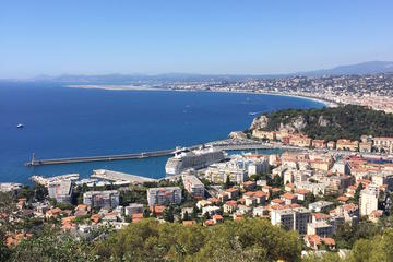 6 Hour Shore Excursion from Cannes Port or Monaco-Monte-Carlo Port or Villefranche-Nice Port