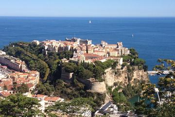Cannes Shore Excursion: French Riviera Private Tour of Nice, Eze...