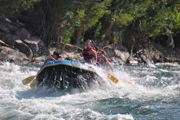 Day Trip Nooksack River Rafting Class 3 Adventure near Bellingham, Washington