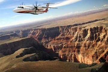 Recorrido aéreo de lujo al West Rim del Gran Cañón