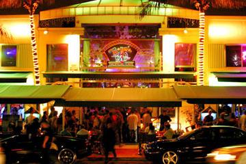 Cena y espectáculo cabaret en Mango's, Miami Beach