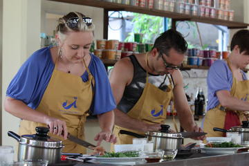 Private Half-Day Thai Cooking Class...