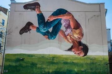 Kiev Mural Art Guided Walking Tour