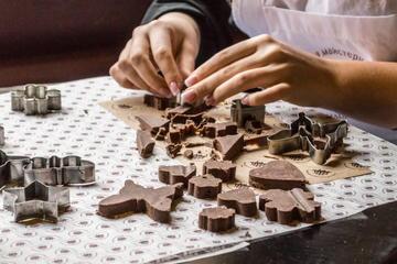 Kiev Sweet Tour - Chocolate master...
