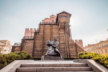 Walking guided tour around Kiev city...