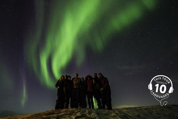 Classic Northern Lights Tour from Reykjavik with Live Guide and...