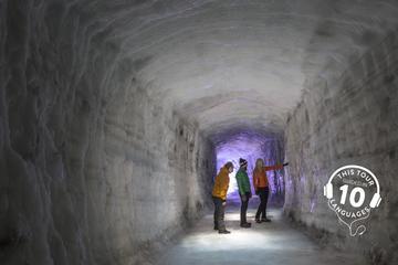 Eishöhlen- und Schneemobil-Tour am Langjökull-Gletscher ab Reykjavik...
