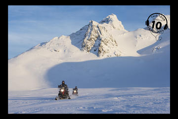 Golden Circle Day Trip from Reykjavik with Glacier Snowmobile...