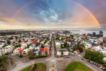 Reykjavik City Walking Tour
