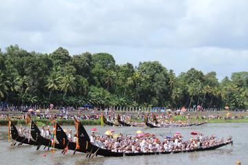 Azamara Shore Tour to Fort Kochi and Backwater Houseboat