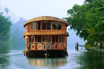 Celebrity Constellation Group Shore Excursion: Kerala Backwater in...