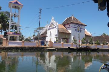Full-Day Private Tour of Quaint Kerala Including Lunch Option with a...