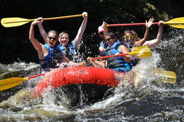 Book Weekend Dam Release Whitewater Rafting Adventure on Viator