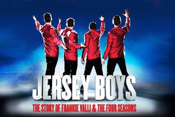 Espectáculo Jersey Boys