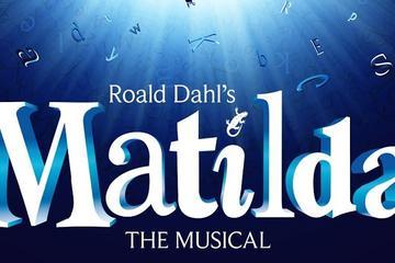 Espectáculo teatral Matilda en Londres