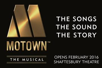 Espectáculo teatral: Motown The Musical