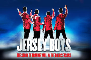 Jersey Boys Theater Show