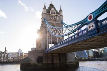 London Tower Bridge Exhibition Entrance Ticket