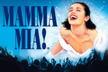Mamma Mia! Theatervorführung