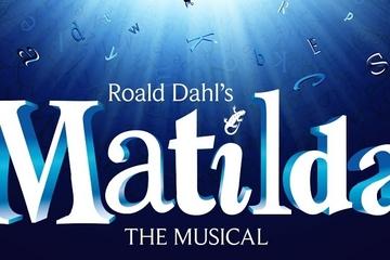 Spectacle de théâtre Matilda à Londres