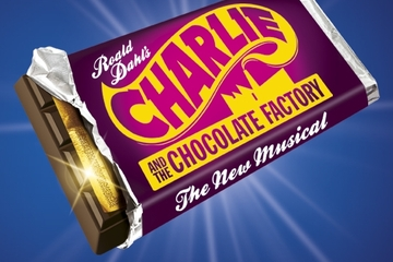 Theatervoorstelling Charlie and the Chocolate Factory in Londen