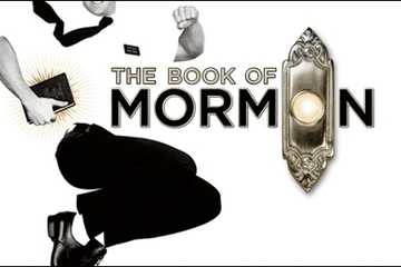 Theatervoorstelling The Book of Mormon in Londen